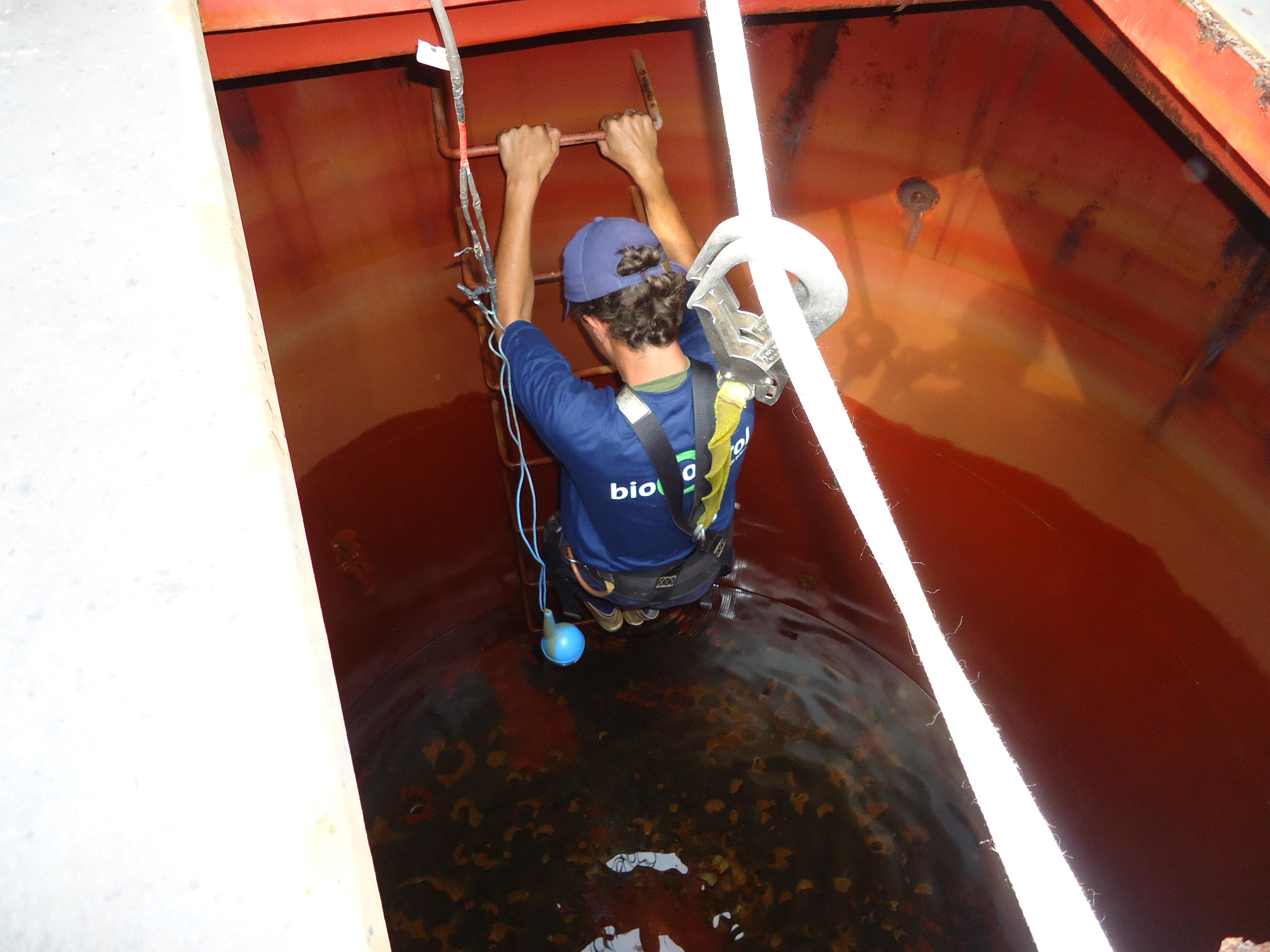 limpeza caixa d agua Curitiba